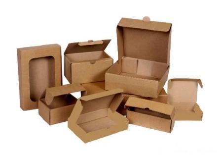 Самые популярные картонные коробки в Киеве