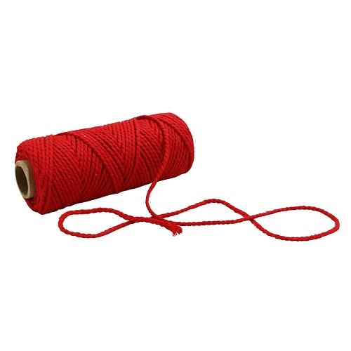 Хлопчатобумажный шпагат для упаковки подарков и сувениров